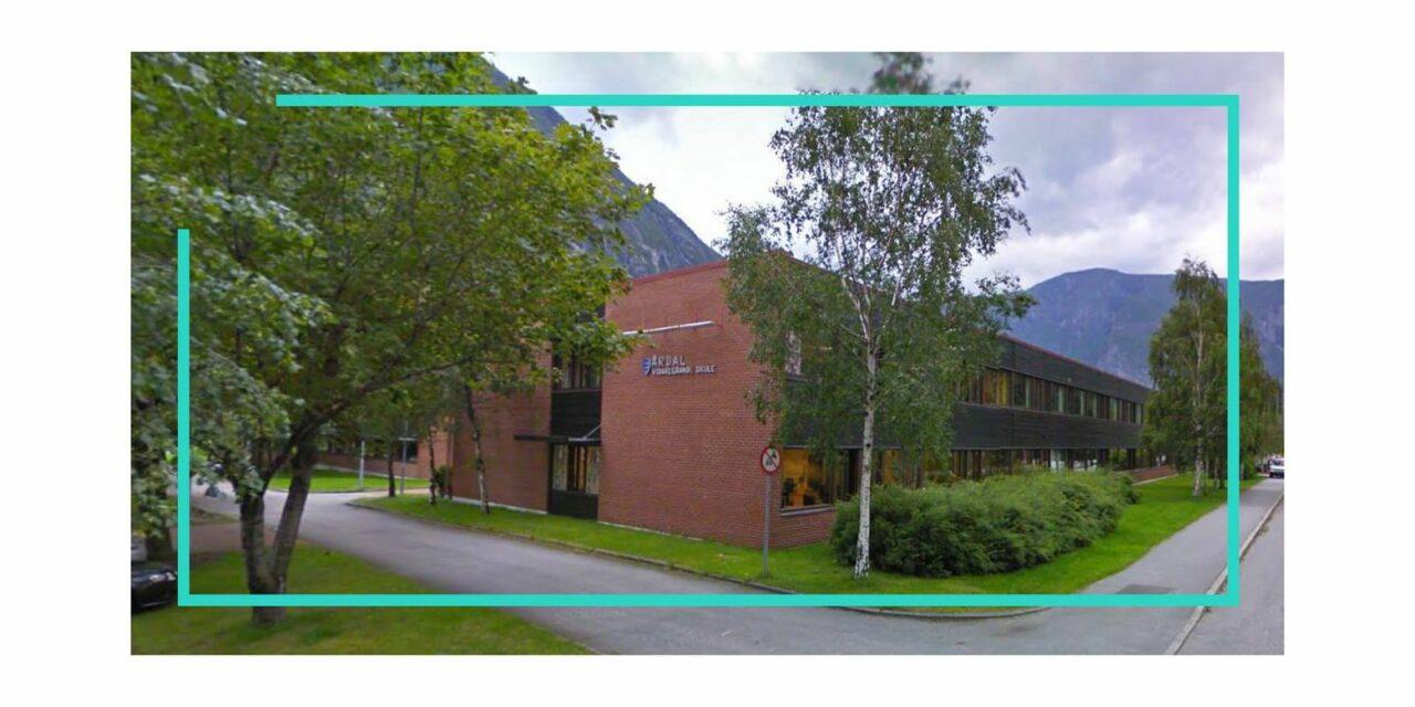 Avtale med Årdal Vidaregåande skule