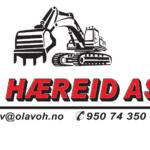 Olav O. Hæreid sponsar klubben